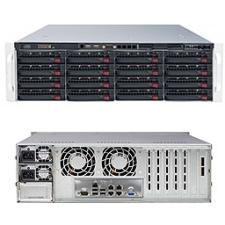 Supermicro SuperStorage Server SSG-6037R-E1R16N 6037R-E1R16N
