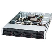 "Supermicro Black 3.5"" HDD Tray MCP-220-00075-0B"