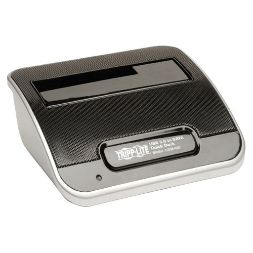 Tripp Lite USB3.0 to SATA Hard Drive Quick Dock U339-000