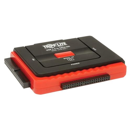 Tripp Lite USB 2.0 to SATA/IDE Combo Adapter U238-000-1