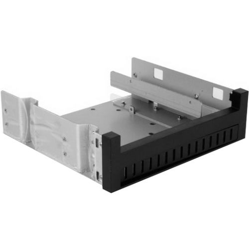 "iStarUSA 2.5""/ 3.5"" HDD & Slim Optical Drive to 5.25"" Drive Bay Cage RP-Combo-Slim2535"