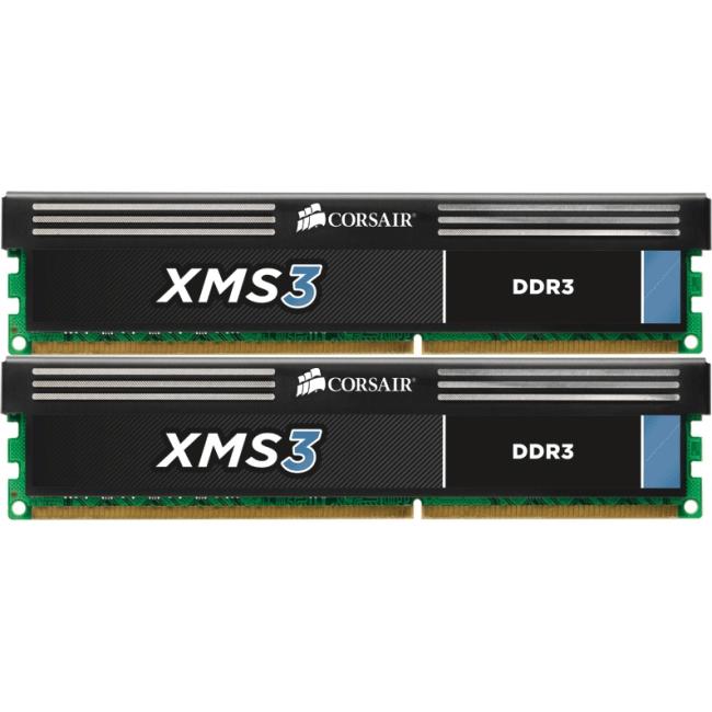 Corsair XMS3 8GB DDR3 SDRAM Memory Module CMX8GX3M2A1600C11