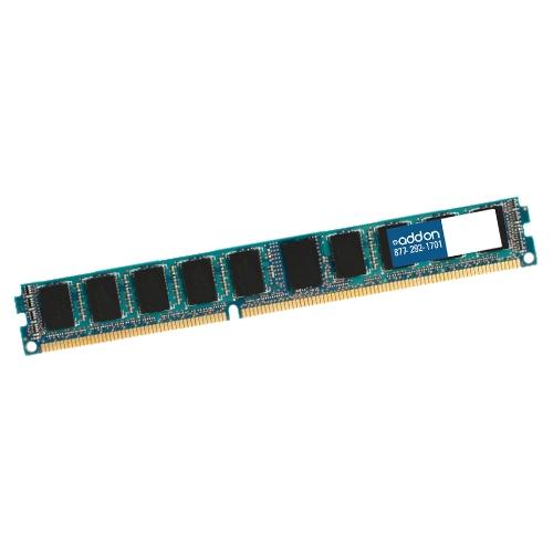AddOn 8GB DDR3 1600MHZ 240-pin RDIMM F/Select Servers AM160D3SR4RN/8G