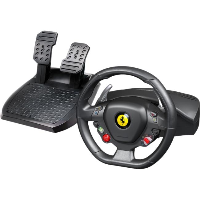 Thrustmaster Gaming Steering Wheel 4460094 Ferrari 458 Italia