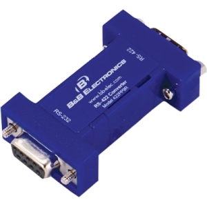 B+B Convert RS-232 to 422/485 with Port Power 422PP9R