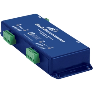 B+B USB To Isolated Serial 2 Port RS-422/485 W/Tb USOPTL4-2P