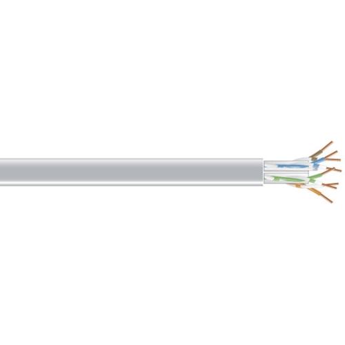 Black Box Other views CAT5e Value Line Solid Bulk Cable, CM, 1000-ft. (304.8-m), Gray C5E-CM-SLD