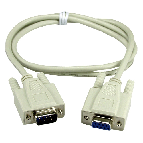 QVS Serial Extension Cable CC317-25N