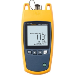 Fluke Networks Reference Test Cord, 62.5/125 µm, SC/LC, 1 m NFK1-1SMPLX-LC