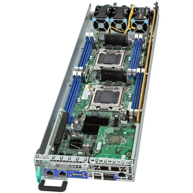 Intel 1U Heat Sink (Cu/Al 91mmx91mm) FXXCA91X91HS
