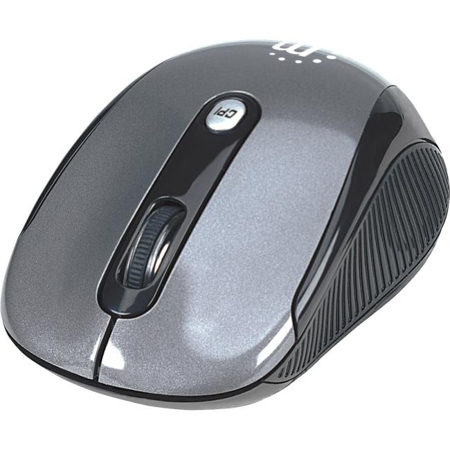 Manhattan Performance Wireless Optical Mouse 177795