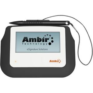 Ambir ImageSign Pro Signature Pad SP110-S2