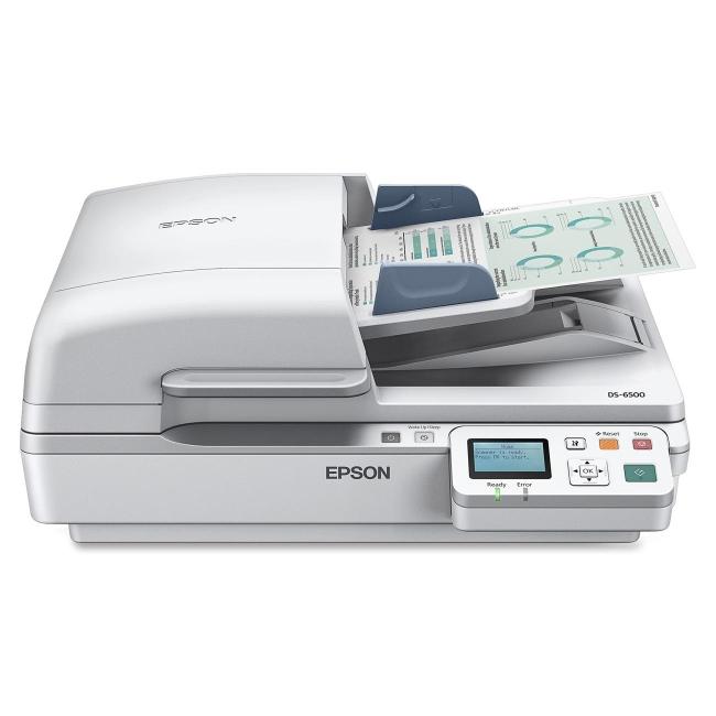 Epson WorkForce Document Scanner B11B205221 DS-6500