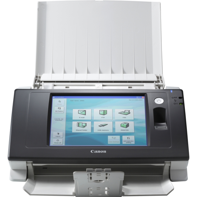 Canon imageFORMULA ScanFront CAC/PIV Network Scanners Government Compliant 4574B007 300