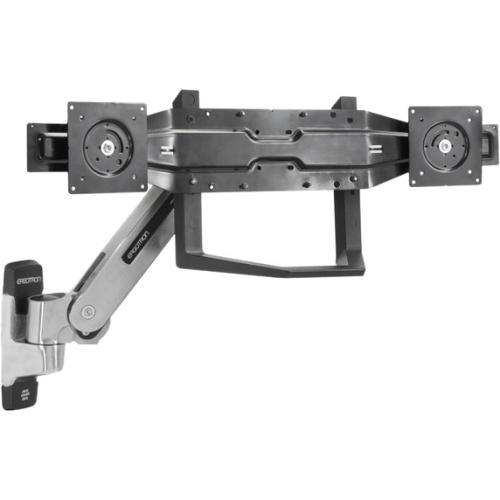 Ergotron Dual Monitor & Handle Kit 97-718-009