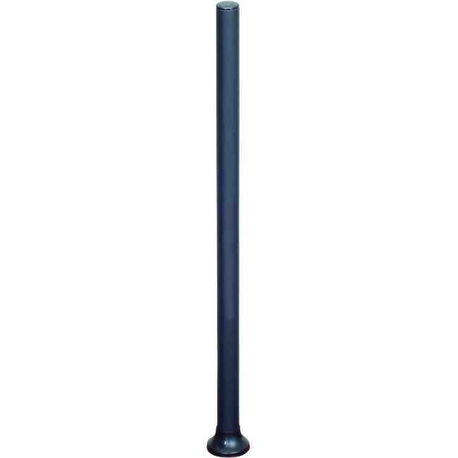 "Premier Mounts 42"" Single Pole W/ Grommet Base MM-HP42"