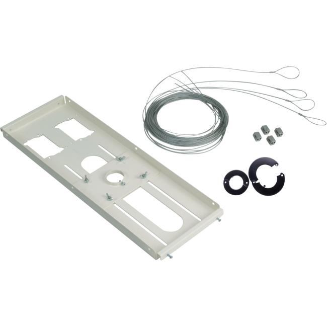 """Premier Mounts Projector Mount/T-bar Adapt/4"""" NPT/Quick Lock Cable PDS-FCTA4W-QL"""
