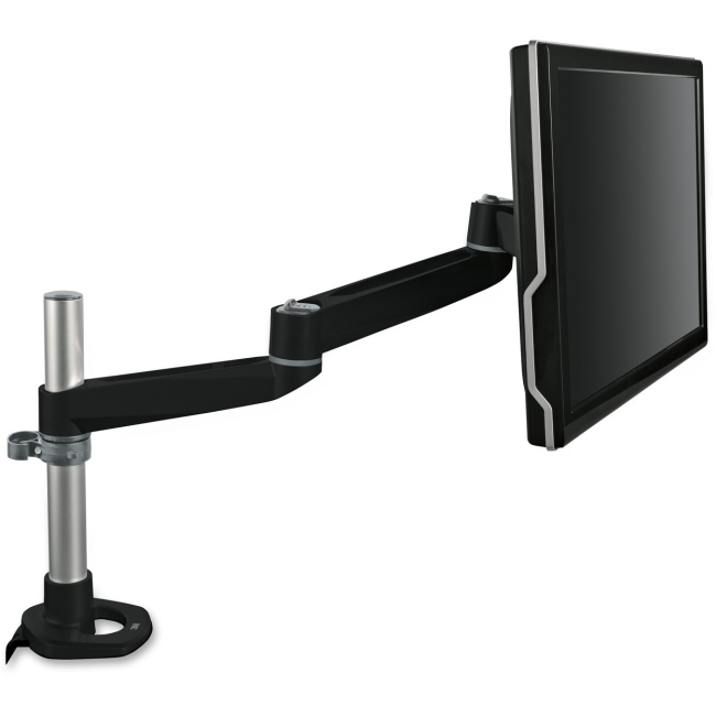 3M Dual Swivel Adjustable Monitor Arm MA140MB