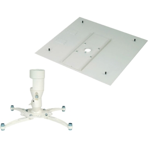 Premier Mounts Universal Projector Mount w/ False Ceiling Adapter MAG-FCMAW MAG-FCMA