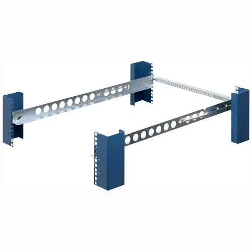 Rack Solutions 3U, Tool-less Rack Rails 3UKIT-109-QR
