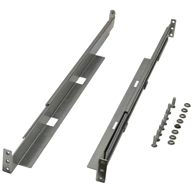 Tripp Lite 1U Universal Adjustable Rackmount Shelf Kit 4POSTRAILKIT1U