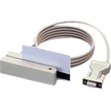 Uniform Industrial Magnetic Stripe Reader MSR112A-33WBKNR MSR112A