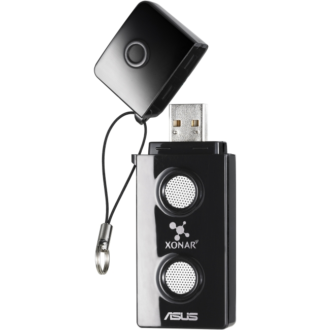 Asus Xonar External Sound Box XONAR_U3/UAD/B/A U3