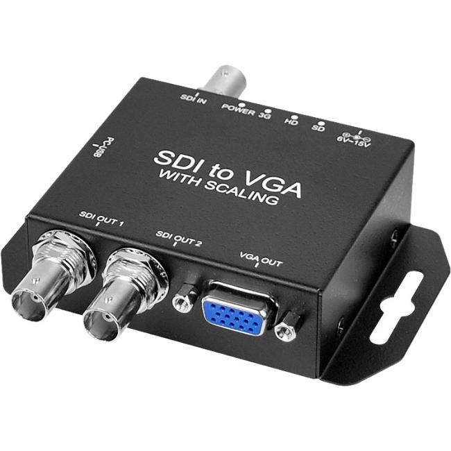 SIIG 3G-SDI to VGA Converter CE-SD0511-S1