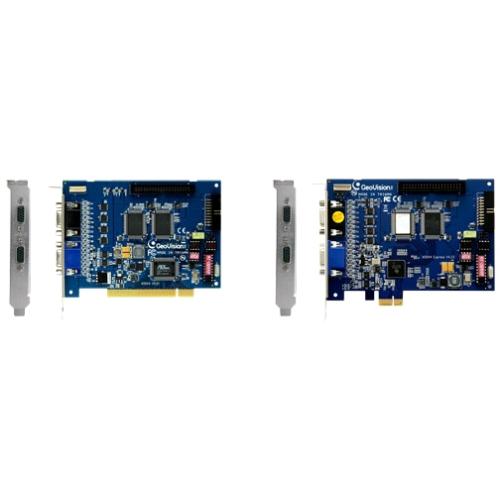 GeoVision Video Capturing Device 55-G65EX-080 GV-650