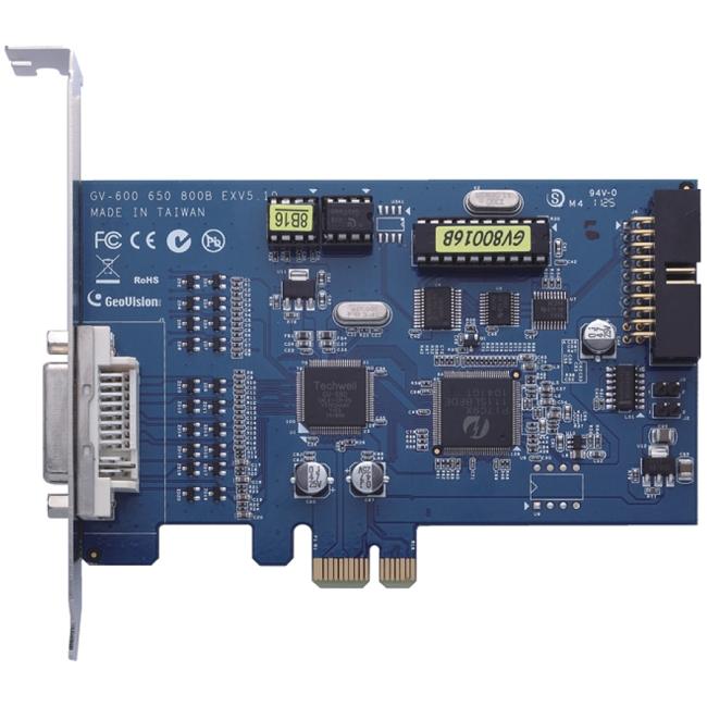 GeoVision Video Capture Card 55-G65EX-160 GV-650