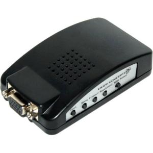 Bytecc RCA Composite S-video to VGA Video Converter HM103