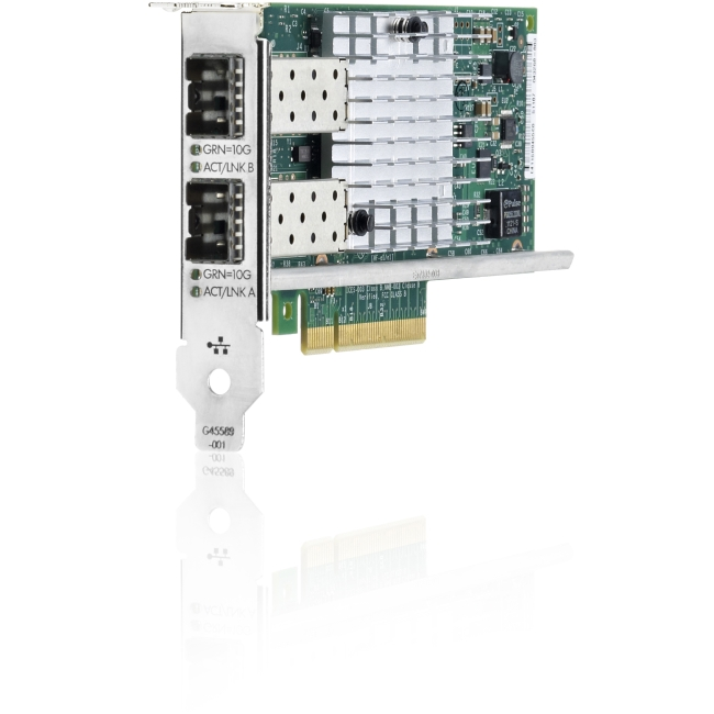 HP Ethernet 10Gb 2-Port Adapter 665249-B21 560SFP+