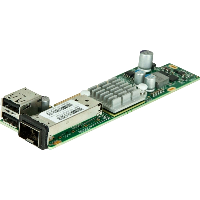 Supermicro AOC- 10 Gigabit Ethernet Adapter AOC-CTG-I1S CTG-i1S