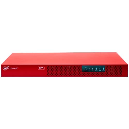WatchGuard and 3-Yr Email Security Bundle WG580033 XCS 580