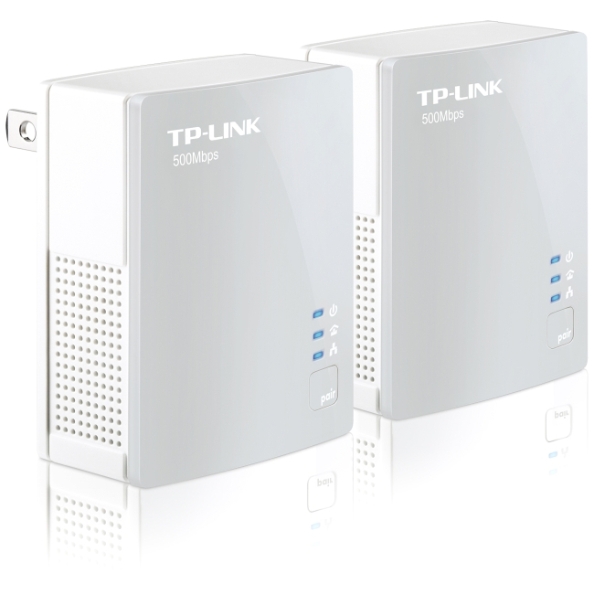 TP-LINK AV500 Nano Powerline Adapter Starter Kit TL-PA4010KIT