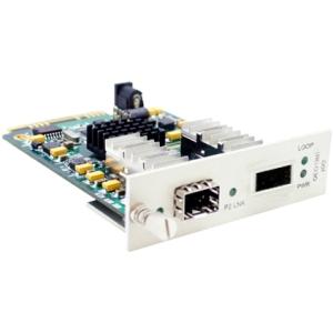 AddOn 10G OEO Converter with SFP+ & XFP slots Media Converter Card ADD-MCC10GXSFP