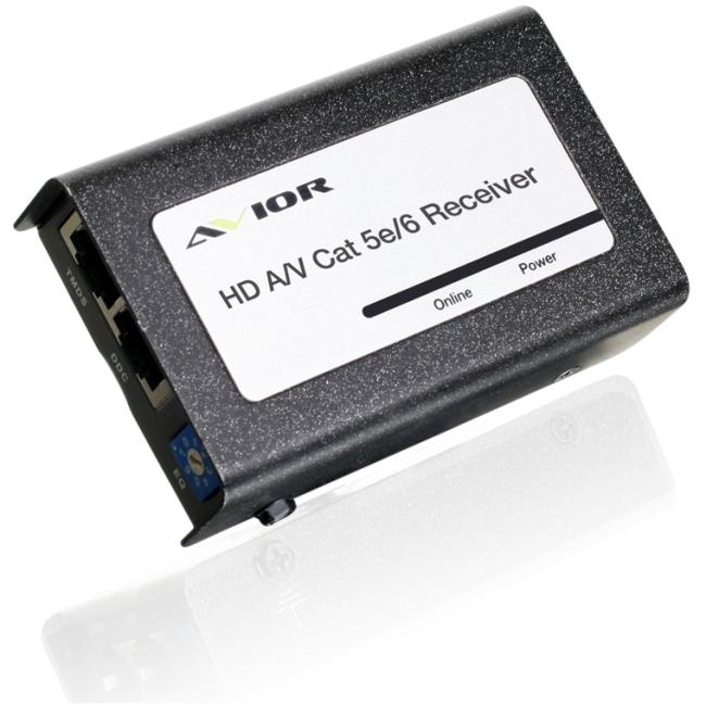 Iogear HD A/V Cat 5e/6 Receiver GH8201ER