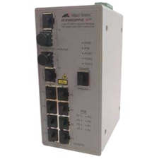 Allied Telesis 8-Port Industrial Managed POE Switch AT-IFS802SP/POE(W)-80