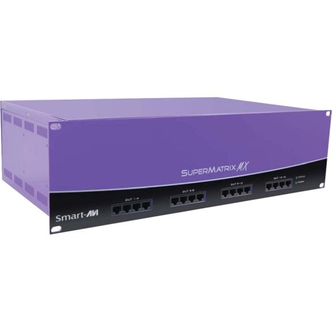 SmartAVI SuperMatrix SMX-AV1616S