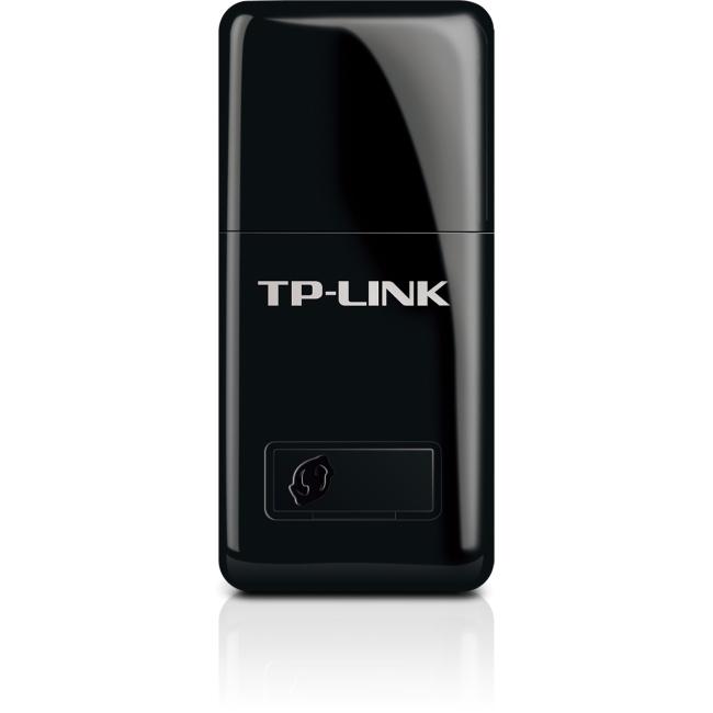 TP-LINK 300Mbps Mini Wireless N USB Adapter TL-WN823N