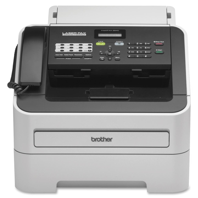 Brother IntelliFax-2840 High-Speed Laser Fax FAX2840 FAX-2840
