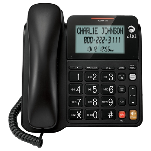 AT&T Corded Telephone with Caller ID/Call Waiting CL2940