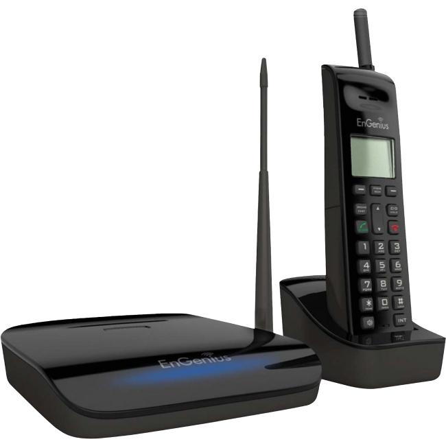 EnGenius Extreme Range Scalable Cordless Phone System FREESTYL 2