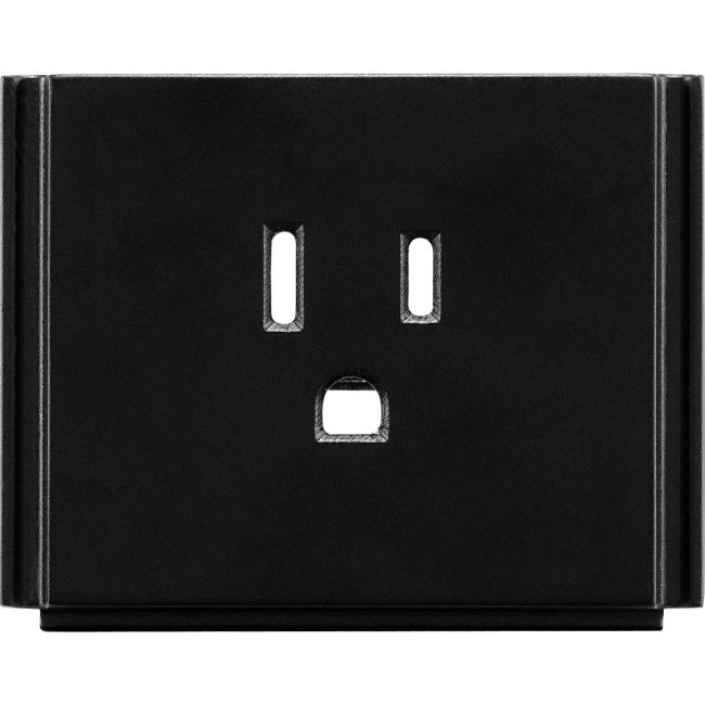 AMX Power Outlet (US) Module with Cord FG561-01 HPX-P200-PC-US