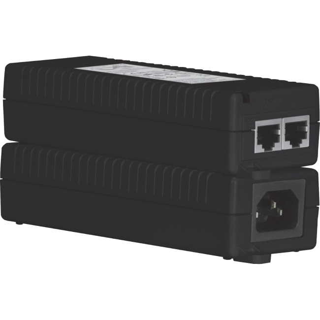 AMX PoE Injector for Modero X Series FG423-83 PS-POE-AF-TC