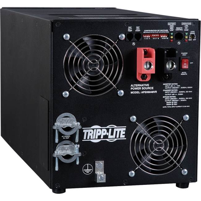 Tripp Lite PowerVerter Power Inverter APSX6048VRNET