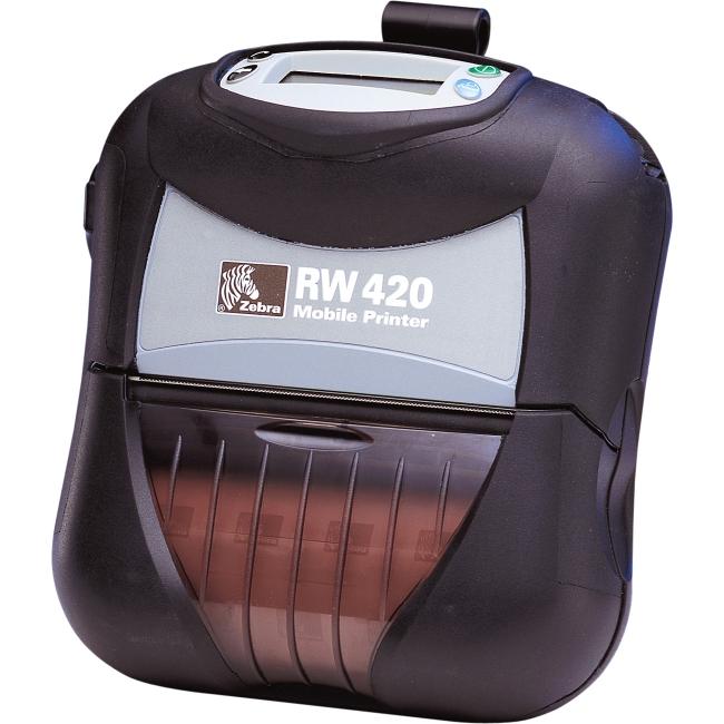Zebra Print Station R4P-6UBA0000-00 RW 420