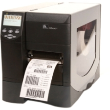 Zebra RFID Label Printer RZ400-2001-100R0 RZ400