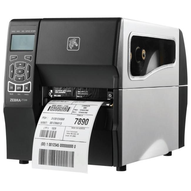 Zebra Industrial Printer ZT23042-T11000FZ ZT230