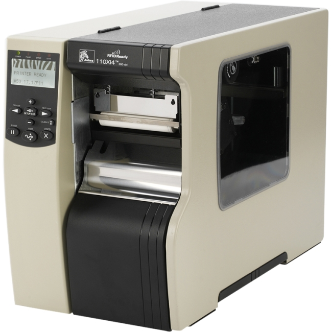 Zebra Industrial Printer 116-8K1-00201 110Xi4